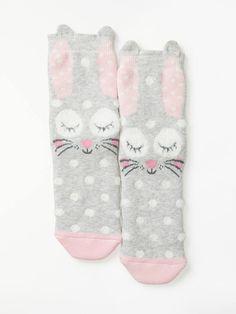 Beautiful White A//W 2018  Pom Pom Socks Size 6-8.5 age 2-4