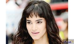 Algerian-French actress Sofia Boutella spooks in and…
