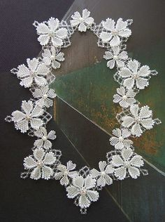 wedding jewelry by Kronleuchterjuwelen, via Flickr
