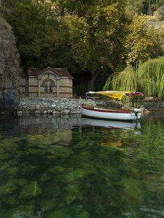 Lake Ohrid Chapel