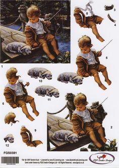 z Image Stitching, Image 3d, Decoupage Printables, 3d Sheets, 3d Craft, Boy Cards, Decoupage Paper, Baby Kind, Card Maker