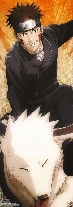 Naruto Shippuden Kiba Poster Portrait Anime Official Japan | eBay