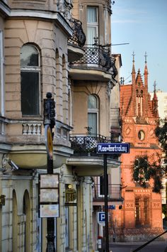 Bydgoszcz, Poland, View from Mostowa Street Poland, My Photos, Culture, Mansions, Street, House Styles, Home Decor, Luxury Houses, Interior Design