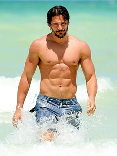 Joe Manganiello Shirtless Photos: Magic Mike, True Blood : People.com