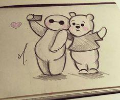 Source by The post Entzückende Skizze ! Disney Drawings Sketches, Cute Sketches, Bff Drawings, Cute Disney Drawings, Cool Art Drawings, Cartoon Drawings, Animal Drawings, Easy Drawings, Drawing Sketches