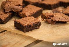 Nutellás brownie ahogy Cook készíti