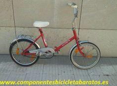"""Bicicleta paseo 20"""" Mars con freno en contrapedal ! NOVEDAD. Propiedad de Componentes Bicicleta Baratos en Zaragoza."""