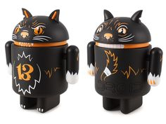 Android Mini Special Edition - Lucky Lucy - Dead Zebra, Inc Shop