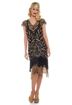 1920s Flapper Dress It Is Not Often That We Are Truly