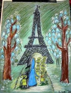 Travel the streets of France in this delightful unit study on the classic story Madeline.