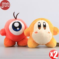 Find More Movies & TV Information about New 2pcs Super Mario Kirby Adventure All Star Waddle Dee Waddle Doo 5.5'' Anime Toys Soft Plush Baby Doll Kids Gifts,High Quality doll matryoshka,China gifts for baby girls first birthday Suppliers, Cheap doll gift set from M&J Toys Global Trading Co.,Ltd on Aliexpress.com