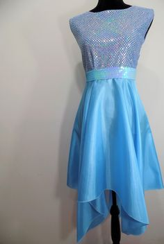 "Dance Garments "" Heavenly "" by ShekinahDanceStore on Etsy"