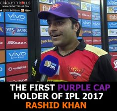 The proud moment for Afghanistan fans :) Ipl 2017, Yes Bank, Latest Cricket News, Sunrises, Hyderabad, Afghanistan, Champion, Fans, In This Moment