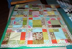 much easier than it looks charm pack quilt