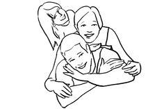 posing families with older children - Google zoeken