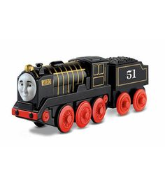 Thomas & Friends Wooden Railway Battery-Operated Hiro Engine