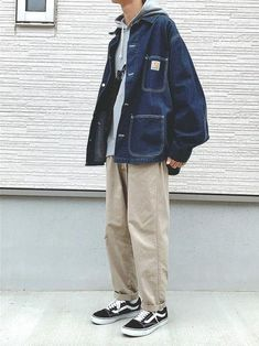 Wow casual mens fashion that look trendy. Retro Outfits, Vintage Outfits, Cool Outfits, Casual Outfits, Outfits For Boys, Hommes Grunge, Goth Outfit, Mode Man, Vetement Fashion