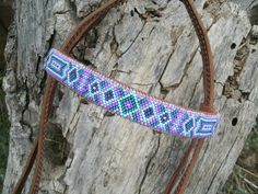 Custom Beaded Browband Browband Custom Tack by HorsetailsBeadwork, $129.00