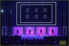 FIFTH HARMONY peoples choice awards 2017   fifth harmony performs without camila cabello for the first time at ...