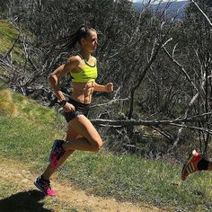 trail runner #running #run #RunningTerritory #fit