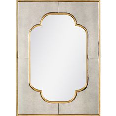 Bungalow 5 Cassia Antique Mirror ($660) ❤ liked on Polyvore featuring home, home decor, mirrors, horizontal mirror, antique framed mirror, quatrefoil mirror, beveled mirror and antique home decor