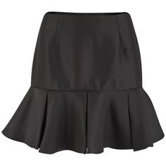 Finders Keepers Women's Time Traveller Skater Skirt - Black