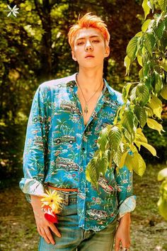 Sehun 'KoKoBop' teaser photo