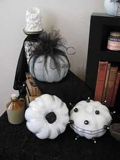 what to do with my dollar store pumpkins