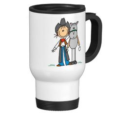 A stick figure cowgirl poses with her gray horse on cute stick figure cowgirl T-shirts, mousepads, mugs, aprons, stickers, cards, and more that you can customize with text or a name! #cow #girl #cow #boy #western #horses #horse #west #stick #figure #unioneight #peacockcards #angels #ballerinas #union #eightanimalstick #figure #family #stick #man #cute #stick #figure #s #family #family #gifts #personalized #stick #figure #customized #stick #figure #stick #figure #family #basketball #brides…