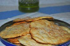 Tortas de aceite y ajonjolí - Sesame and olive oil sweet bread