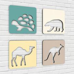 A modern feature to any child's room! #decor #kidsdecor #babydecor #nursery #nurserydesign #ecofriendly #greendesign #baby #babyboy #babygirl #madeintheusa