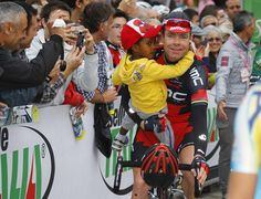 Cadel Evans - last race in Europe- Giro di Lombardia 2014.