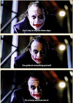 Joker, The Dark Knight http://pinterest.com/yankeelisa/the-dark-knight/