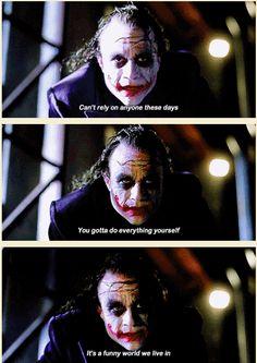 Joker, The Dark Knight http://pinterest.com/yankeelisa/the-dark-knight/