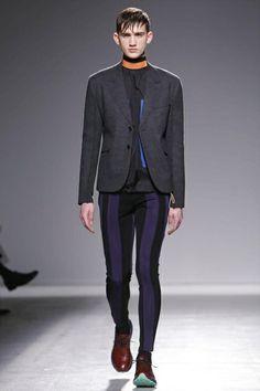 John Galliano • Menswear A/W 2014-15 • Paris