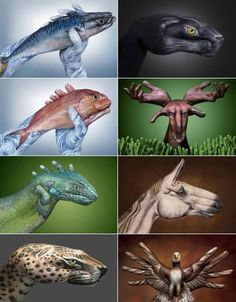 Finger Art - just awsome