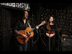 ▶ Noah Gundersen - Full Performance (Live on KEXP seattle) - YouTube - really nice radio studio performance and interview :)