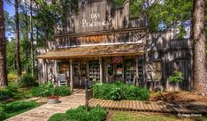The Peach House, Fredricksburg, Texas