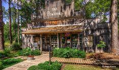 The Peach House, Fredricksburg, Texas