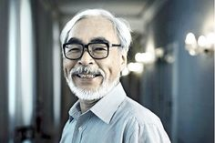 The legendary Hayao Miyazaki.
