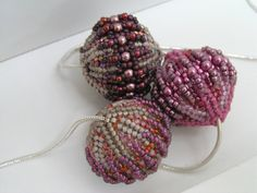 Beaded beads Scaphs