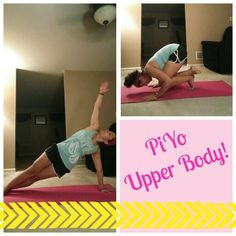 Day 3 of PiYo and I am feeling sore but I love it! There are lean muscles being sculpted up in here! Loving this program and eating guide. Wanna join my PiYO group?