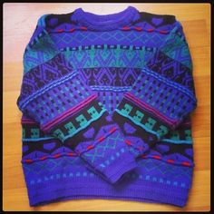 Ugly sweater :D