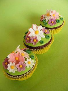Cupcakes by bubolinkata