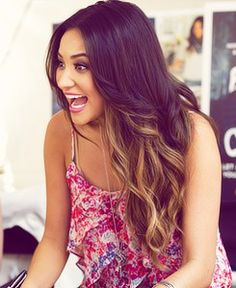 shay mitchell hair highlights | related posts amazing hair color hottest hair color trend for 2013 if ...