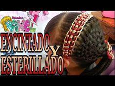 PEINADO INFANTIL/ ENCINTADO Y ESTERILLADO DE LADO/ Peinados Rakel  26 - YouTube Princess Hairstyles, Little Princess, Youtube, Dreadlocks, Hair Styles, Beauty, Videos, Child Hairstyles, Girl Hairstyles