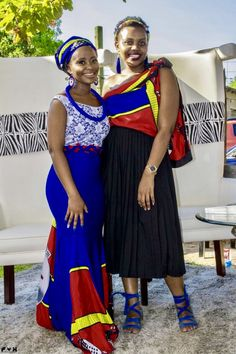 Bontle Bride is a wedding magazine with a flavour of culture. Featuring white and traditional weddings, tips, advice and inspiration./ A Swati Bride For A Perfect Mhlambiso Ceremony