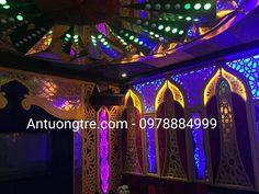 [Antuongtre.com] Thiết kế phòng karaoke phong cách bán cổ điển