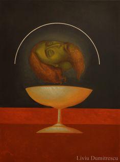 St. John the Baptist - Contemporary Religious Art