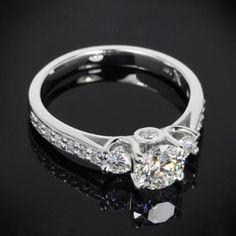 Sức hút mê hồn của các mẫu nhẫn cưới kim cương năm 2015